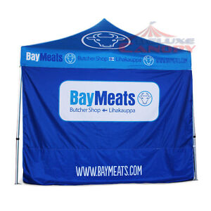 DELUXE CANOPIES CANADA CANOPY TENTS, FLAGS, TABLE COVERS London Ontario image 8
