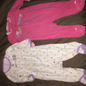 One piece suits for baby and top West Island Greater Montréal image 1