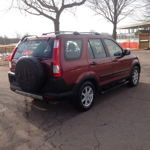 CR-V HONDA AWD, EXCELLENT CONDITION, SEE FOR YOURSELF