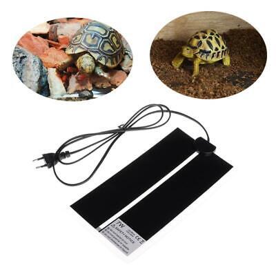 Heat Mat Reptile Brooder Incubator Pet Heating Pad Brew EU Plug 5W