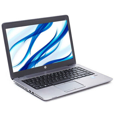 HP EliteBook 840 G2 2.3GHz i5 8GB 500GB Windows 10 Pro 64 Laptop with Webcam