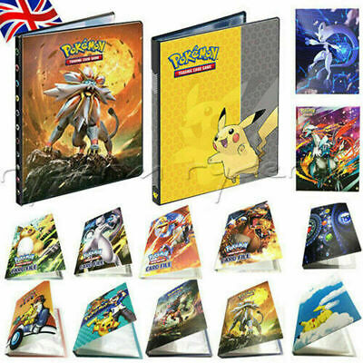 Pikachu Ultra Pro Pokemon Trading Card Folder 240 Pockets Portfolio Binder Album