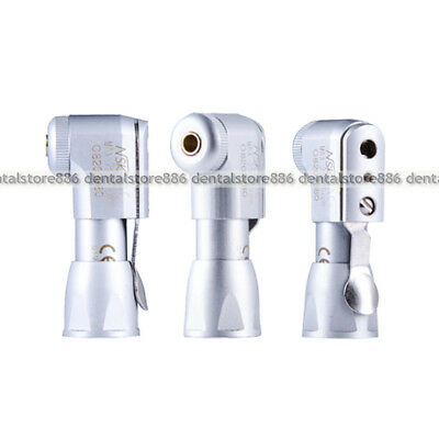 3pcs Dental Low Speed Contra Angle Handpiece Replacement Head Nsk Style