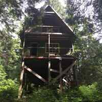 Lower Mainland Cabin For Sale