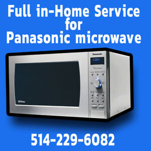 Microwave Oven Repairs