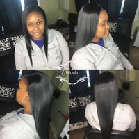 Weave Sew-in, Braiding, Crochet Services