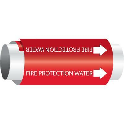 "Seton Setmark 8SM Fire Protection Water Wrap Around fits 3/4 thru 1-3/8"" Y255732"