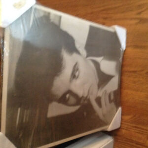 Elvis Presley Rare Poster Board - New & wrapped