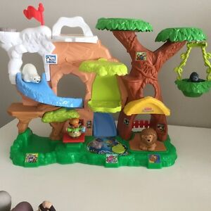Fisher Price ZooTalkers - Zoo and animals