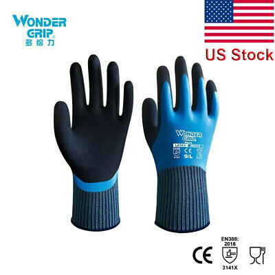Safety Gloves Fully Immersed Waterproof Cold-proof Work Protection Gloves