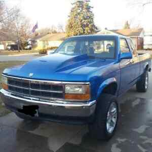 1992 dodge dakota 4x4