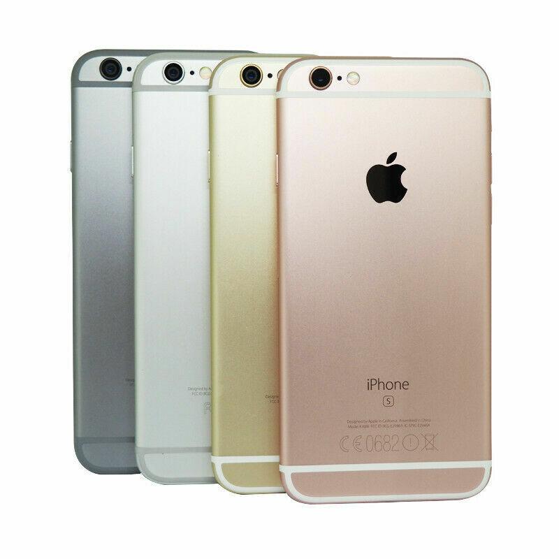7 von 10 : Apple iPhone 6s 16GB 32GB 64GB 128GB Unlocked SIM Free Smartphone Various Grades • 68,45 €