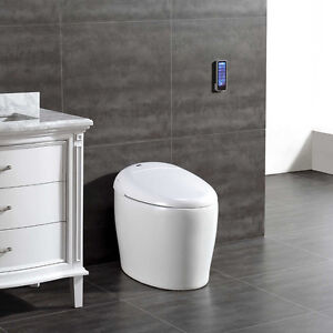 Ove Tuva Tankless Smart Toilet - BRAND NEW IN BOX - SAVE $600 -