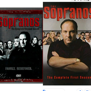 The Sopranos Season 1 & 2