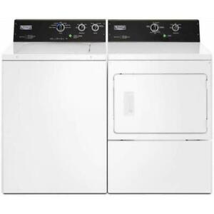 Combo Gas Washer-Dryer, white, Maytag