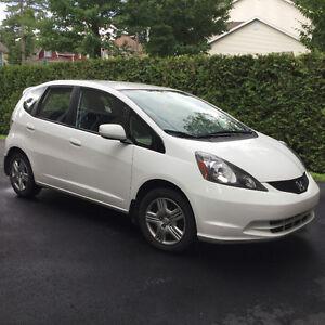 2013 Honda Fit LX - URGENT, DOIT PARTIR (NÉGOCIABLE)
