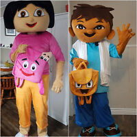 Character Costumes for sale
