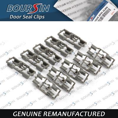 20x Door Seal Clips Fit BMW E53 X5 2000-2006 3.0i 4.4i 4.6is - Nylon Gray