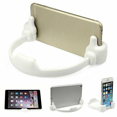 Desktop Phone Tablet Stand Holder Mount for iPad Air 2/3/4/5 Mini iPhone 6 Plus