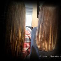AMAZING HAIR EXTENSION PROMO