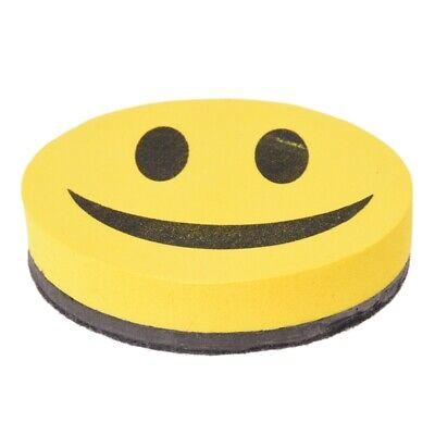2X(Magnetic White Board Blackboard Dry Wipe Dry wipe Marker Cleaner Eraser S -