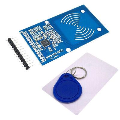Rf-sensor (Pn5180 Nfc Rf Sensor Iso15693 Rfid Carte Ic Haute Fréquence Icode2 Reader W J01)