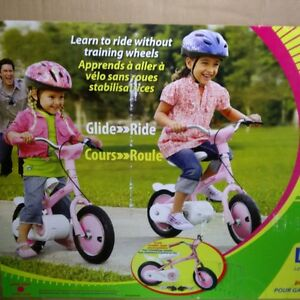 "Playskool Glide 2 Ride Bike "" brand new"""