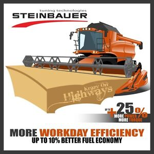 Boost your Massey Ferguson's power and torque by up to 25%