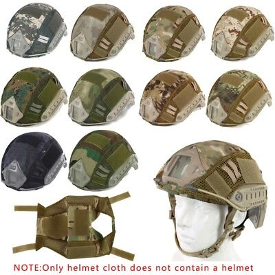 US Sport Airsoft Paintball Tactical Military Gear Combat Fast Helmet Cover Tools