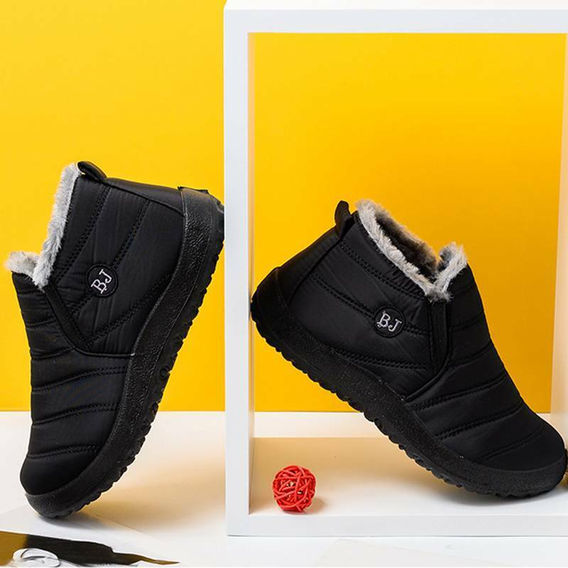 Mens Warm Slip Shoes