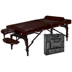 "Master 31"" Supreme Lx Portable Massage Table Package *NEW*"