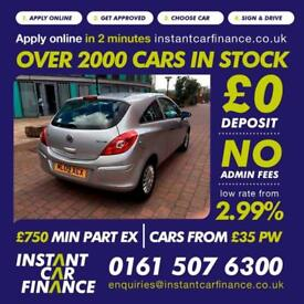 Vauxhall/Opel Corsa 1.3CDTi 16v ( 75ps ) EcoFlex 2009MY Life LOW RATE FINANCE