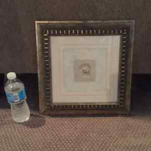 Framed Sea Shell Picture London Ontario image 1