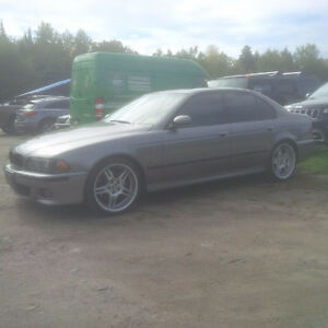 2003 BMW 530ia M Sport M Tech 5spd