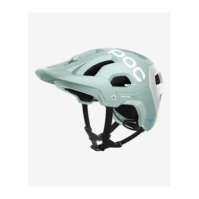 POC - Tectal Carrera Spin - Color: Verde / Hidrógeno White -...