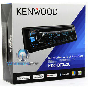 Kenwood KDC-BT362U Car Stereo