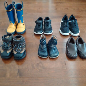 Boys shoes (great condition - some new with tag!)