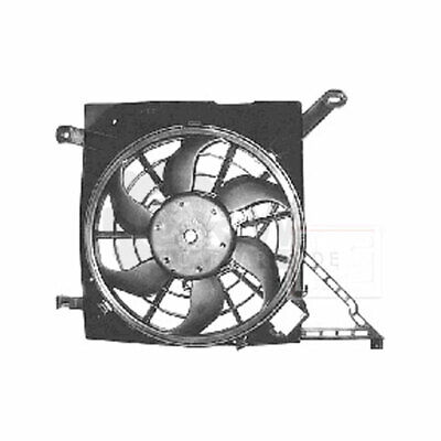 Fan Engine Cooling Radiator Fan Blower Motor Vauxhall Zafira a F75_