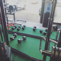 Private Personal Training and Nutrition
