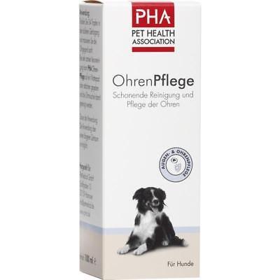 PHA Ohren Pflege für Hunde Tropfen   100 ml   PZN7548965 (Hund Ohr Medikamente)