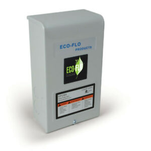 Brand New ECOFLO Control Box for 4 Inch Sub Well Pmp, 1/2HP, 3W