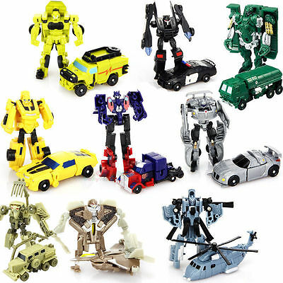 2017 Popular Character of Transformers Series Movie Action Figures Kids Boy Toy