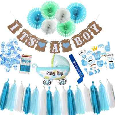 Baby Shower Decorations For A Boy (