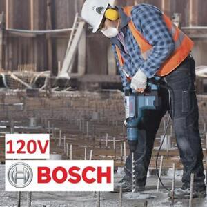 """OB 120V BOSCH ROTARY HAMMER DRILL RH850VC 179516768 SDS MAX 1-7/8"""""""