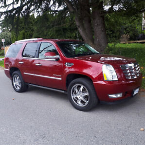 2010 Caddilac EscaladeESV