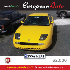 1994 Fiat Coupe 2.0L TURBO
