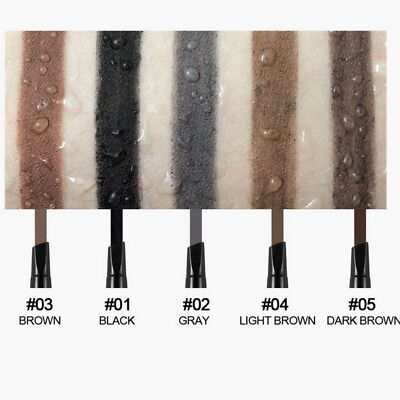 Augenbrauenstift mit Augenbraue Bürstchen Eyebrow Pencil Brauenstift Make Up