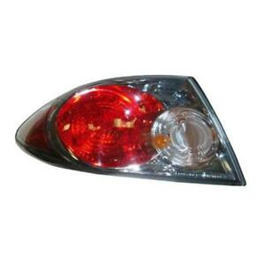 2006-2008 Mazda 6 Driver Side Outer Tail Light Assembly - NSF Certified ®