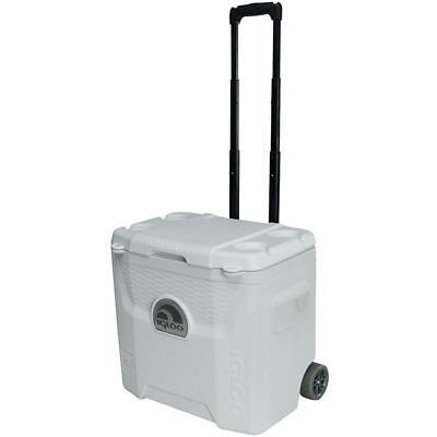 IGLOO MARINE ULTRA QUANTUM 28 COOLER PORTABLE ROLLER COOLBOX 26L * FAST DELIVERY