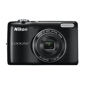NIKON COOLPIX L26 16.1 Megapixel Digital Camera - Like New